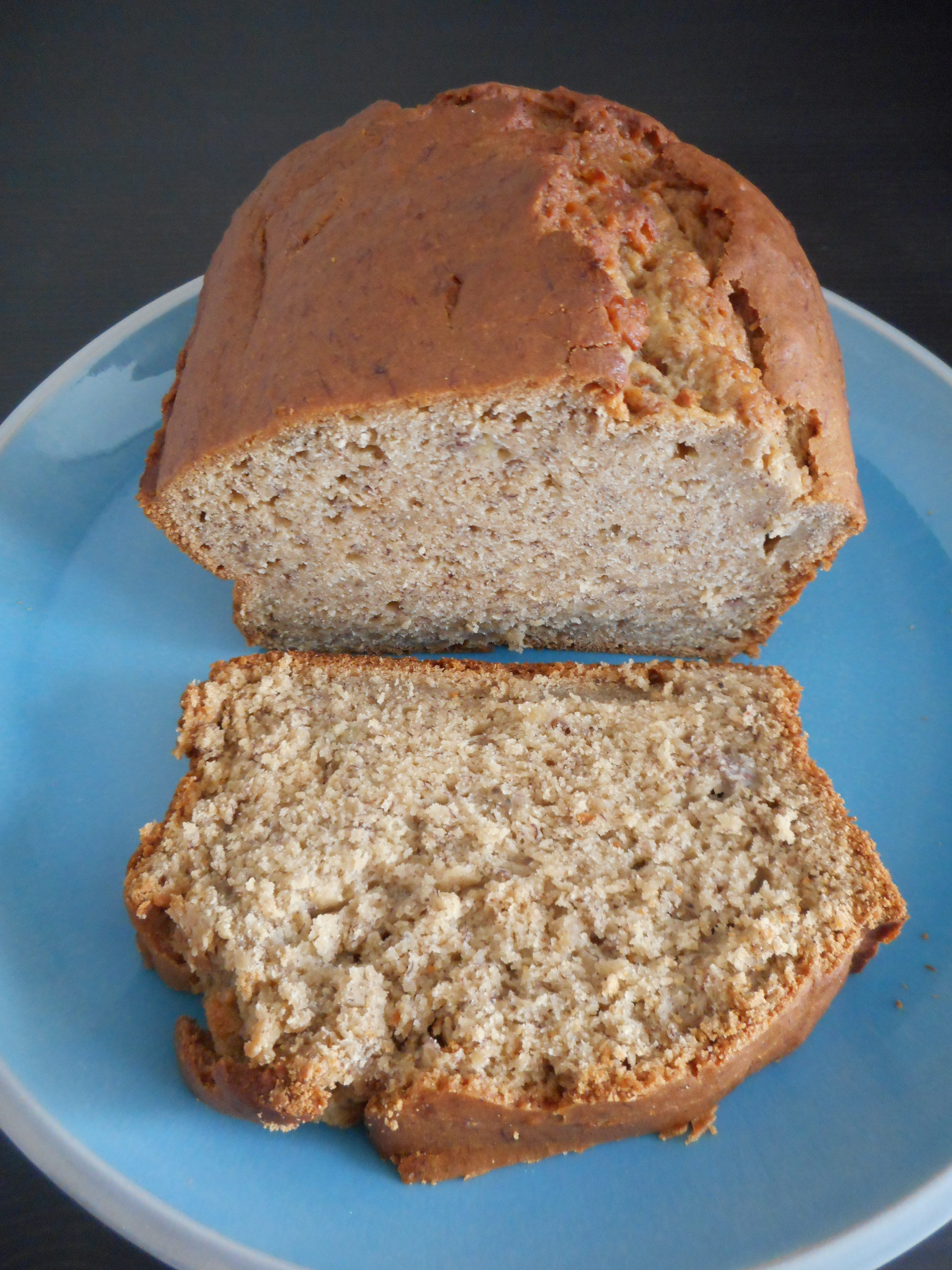 Lighter banana bread the whisking hour but in the case of banana bread i want it to banana bread already feels healthyi mean its got fruit in itwhy forumfinder Choice Image